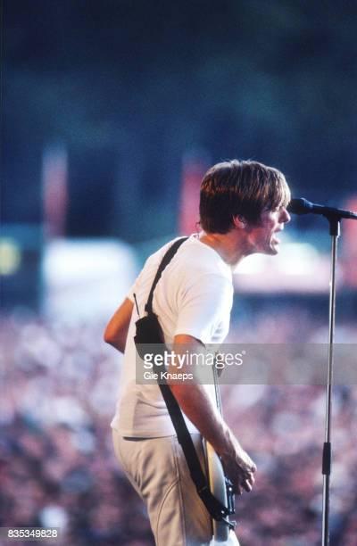 Bryan Adams Rock Werchter Festival Werchter Belgium