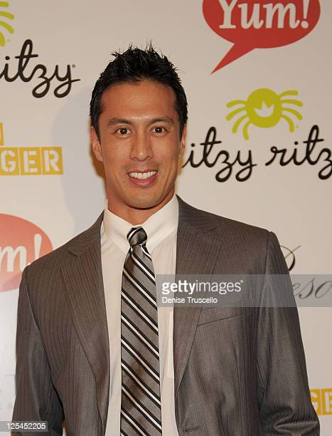 Bryan attends World Hunger Relief Fundraiser for UN World Food Program at Eve Nightclub on October 11 2010 in Las Vegas Nevada