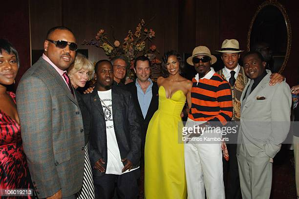Bryan Barber Big Boi Paula Patton Andre Benjamin Terrence Howard Ben Vereen and guests