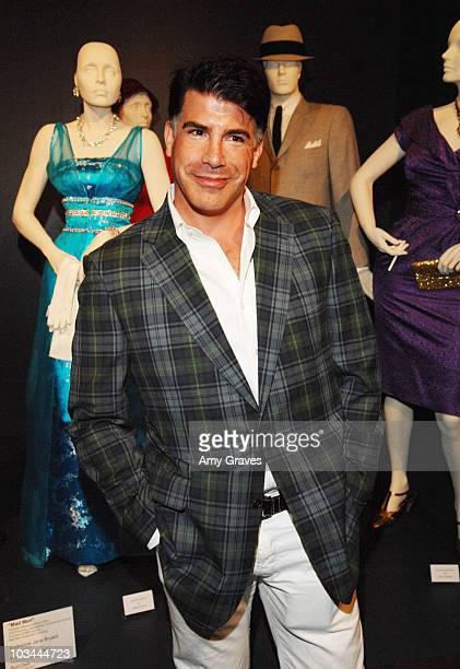 Bryan Batt attends the Academy Of Television Arts & Sciences Costume Design & Supervision Peer Group Honoring The 60th Emmy Award Nominees For...