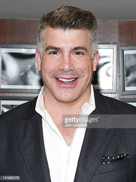 Bryan Batt attends the Broadway Bears XV charity auction at the BB King Blues Club Grill on March 18 2012 in New York City