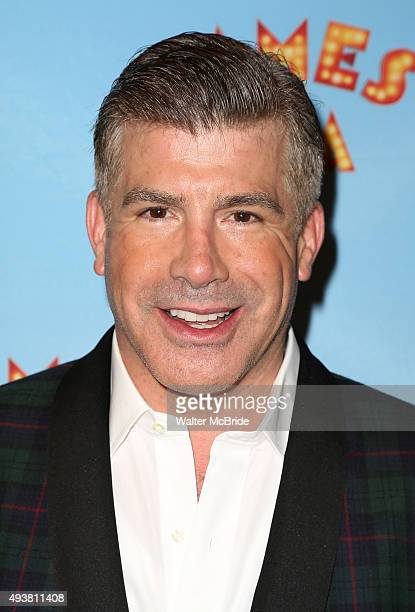 Bryan Batt attends the Broadway Opening Night performance of 'Dames At Sea' at The Helen Hayes Theatre on October 22 2015 in New York City