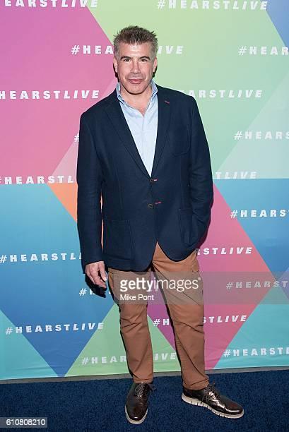 Bryan Batt attends the HearstLive Launch at Hearst Tower on September 27 2016 in New York City