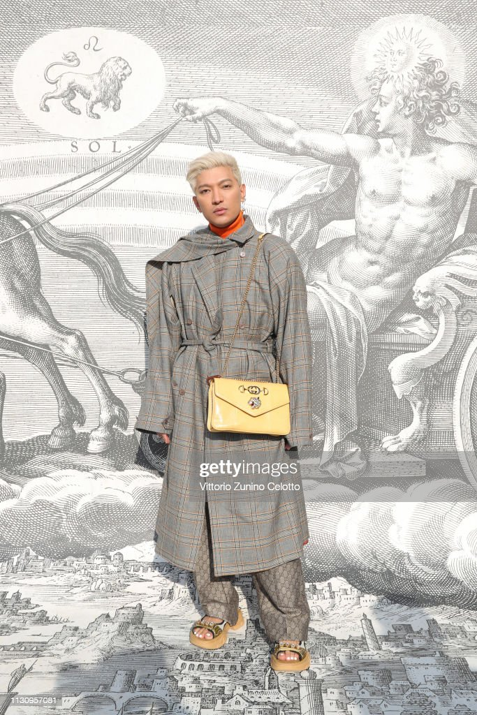 ITA: Gucci - Arrivals - Milan Fashion Week Autumn/Winter 2019/20