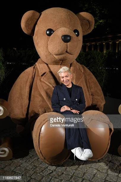 Bryan Boy attends a dinner after the Max Mara Resort 2020 Fashion Show at Neues Museum on June 03 2019 in Berlin Germany
