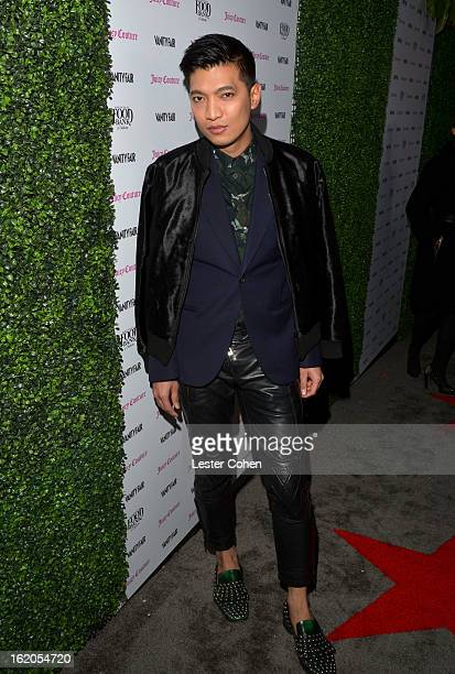 """Bryan Boy attends Vanity Fair and Juicy Couture's Celebration of the 2013 """"Vanities"""" Calendar hosted by Vanity Fair West Coast Editor Krista Smith..."""