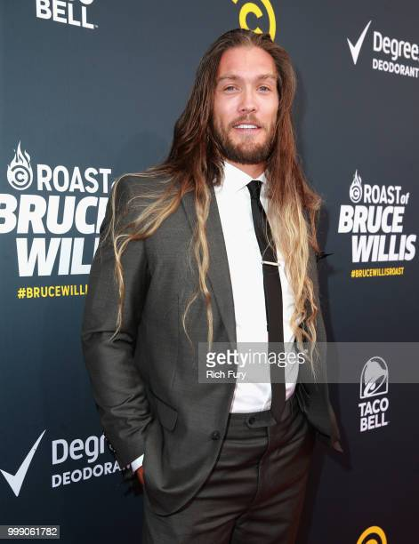 Bryan Braman attends the Comedy Central Roast of Bruce Willis at Hollywood Palladium on July 14 2018 in Los Angeles California