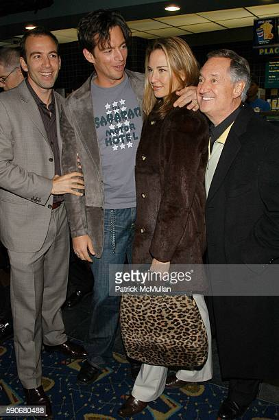 Bryan Callen Harry Connick Jr Jill Goodacre and Neil Sedaka attend Showtime presents Fat Actress NY Screening and AfterParty Hosted by Kirstie Alley...