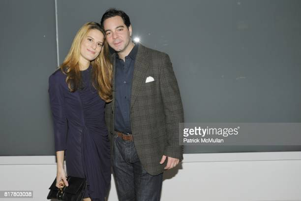 Bryan Cohen and Brooke Jaffe attend The Young Friends of The ASPCA presents MISSION ADOPTABLE Annual Fundraiser at The IAC Building on October 14...