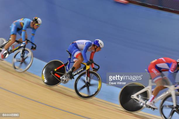 Bryan COQUARD Omnium hommes Jeux Olympiques Londres 2012 Photo Dave Winter / Icon Sport