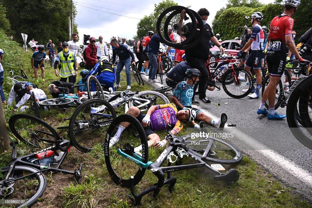 108th Tour de France 2021 - Stage 1 : ニュース写真