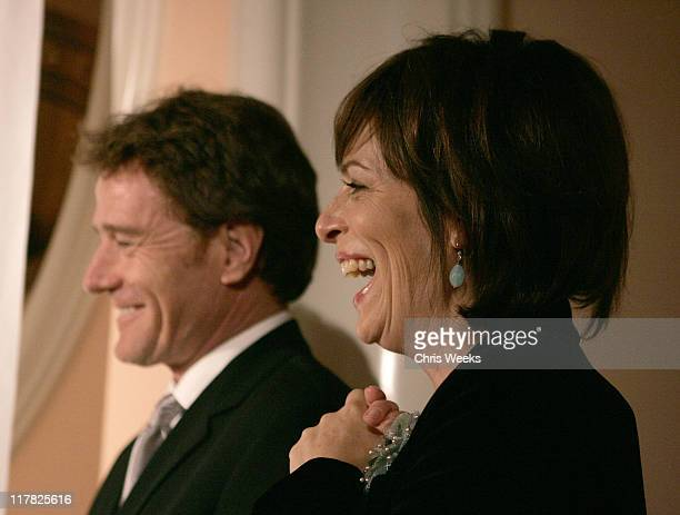Bryan Cranston and Jane Kaczmarek during Children's Defense Fund 14th Annual Beat the Odds Fundraiser Inside at Beverly Hills Hotel in Beverly Hills...