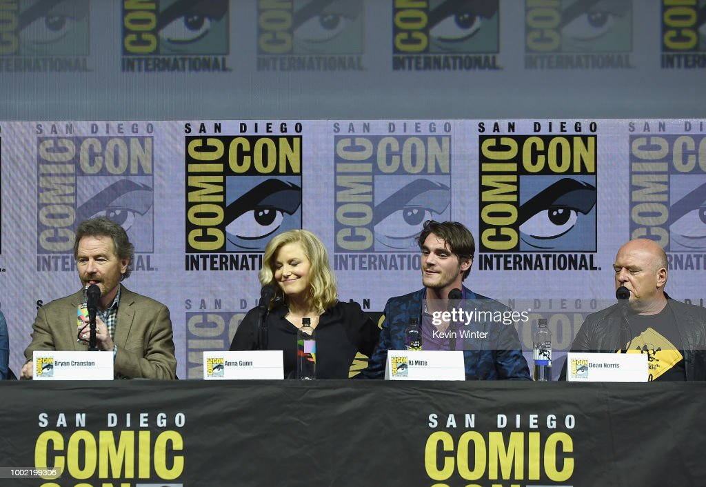 Comic-Con International 2018 - Breaking Bad 10th Anniversary Celebration : News Photo