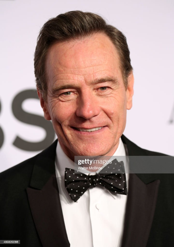 Bryan Cranston attends American Theatre Wing's 68th Annual Tony Awards at Radio City Music Hall on June 8, 2014 in New York City.