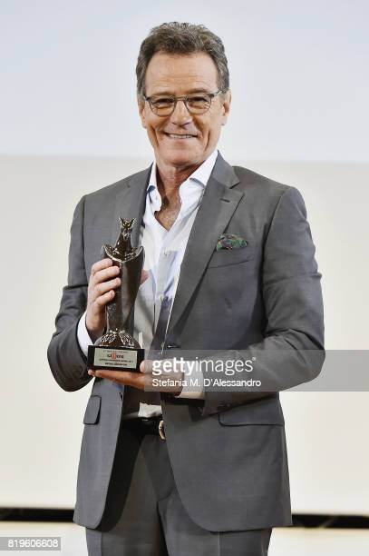 Bryan Cranston attends Giffoni Film Festival 2017 Day 7 on July 20 2017 in Giffoni Valle Piana Italy
