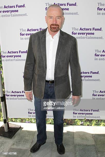 Bryan Cranston attends The Actors Fund's 16th Annual Tony Awards Viewing Party Honoring Jason Alexander at Skirball Cultural Center on June 10 2012...