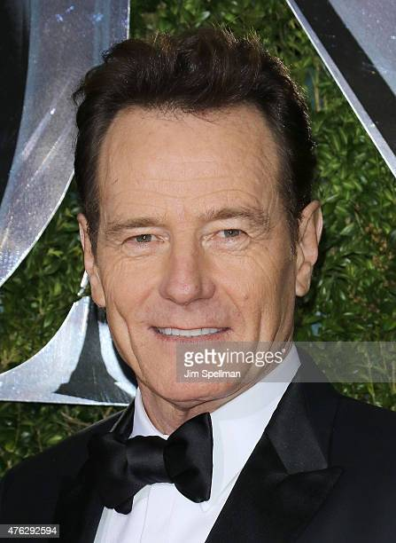 Bryan Cranston attends the American Theatre Wing's 69th Annual Tony Awards at Radio City Music Hall on June 7 2015 in New York City