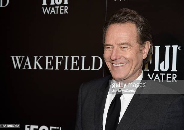 Bryan Cranston attends The Cinema Society Hosts A Screening Of IFC Films' 'Wakefield' at Landmark Sunshine Cinema on May 18 2017 in New York City