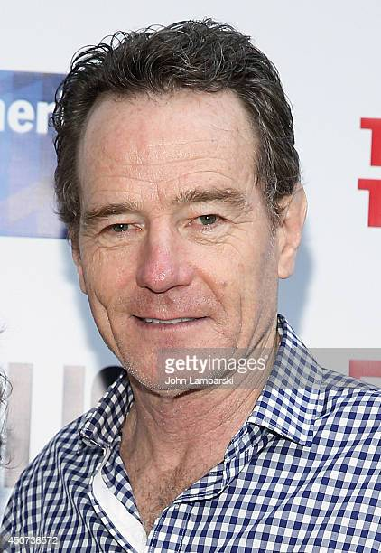 """Bryan Cranston attends The Public Theater's Opening Night Of """"Much Ado About Nothing"""" at Delacorte Theater on June 16, 2014 in New York City."""