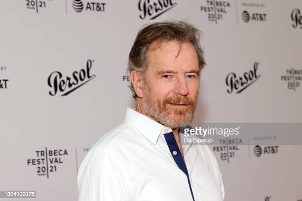 Bryan Cranston attends the Tribeca Festival Awards Night during the 2021 Tribeca Festival at Spring Studios on June 17, 2021 in New York City.
