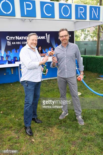 Bryan Cranston attends the Tribeca Festival Screening In The Heights Hosted By City National Bank and Montefiore-Einstein at The Battery on June 09,...