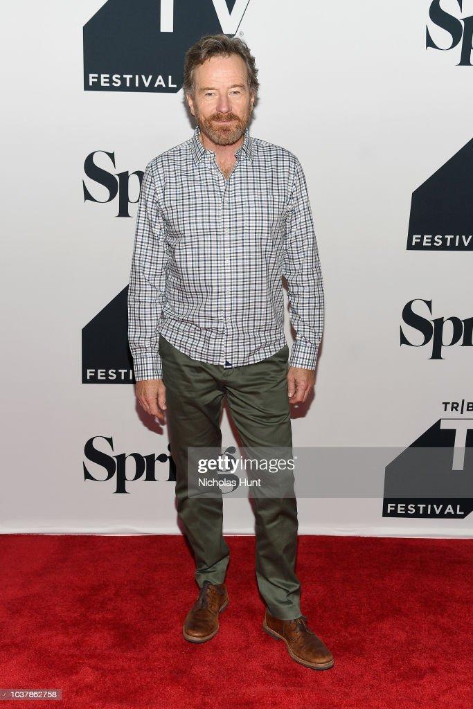 Tribeca Talks: Bryan Cranston - 2018 Tribeca TV Festival