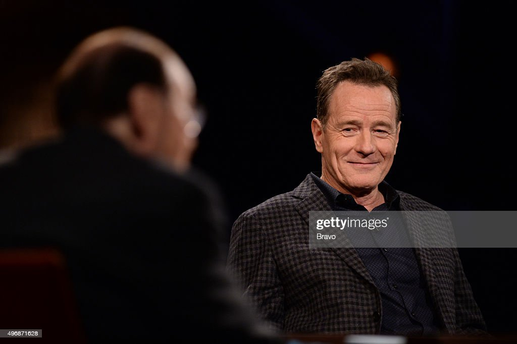"Bravo's ""Inside the Actors Studio"" - Bryan Cranston"