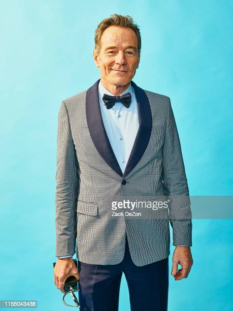 Bryan Cranston winner of the award for Best Actor in a Play for Network poses for a portrait during the 73rd Annual Tony Awards on June 09 2019 in...