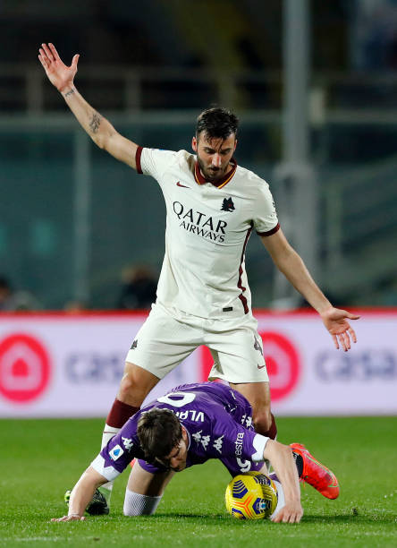 ITA: ACF Fiorentina  v AS Roma - Serie A