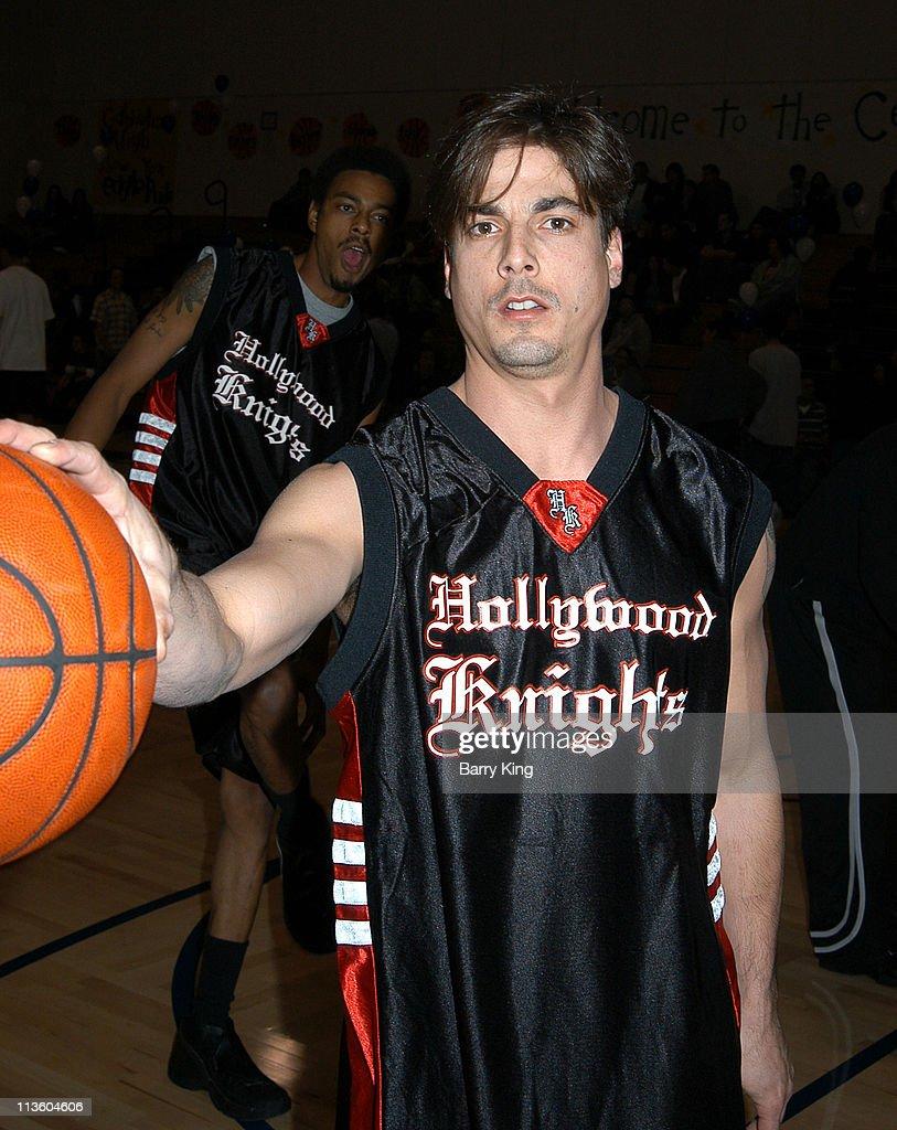 Hollywood Knights Basketball Game--San Gabriel