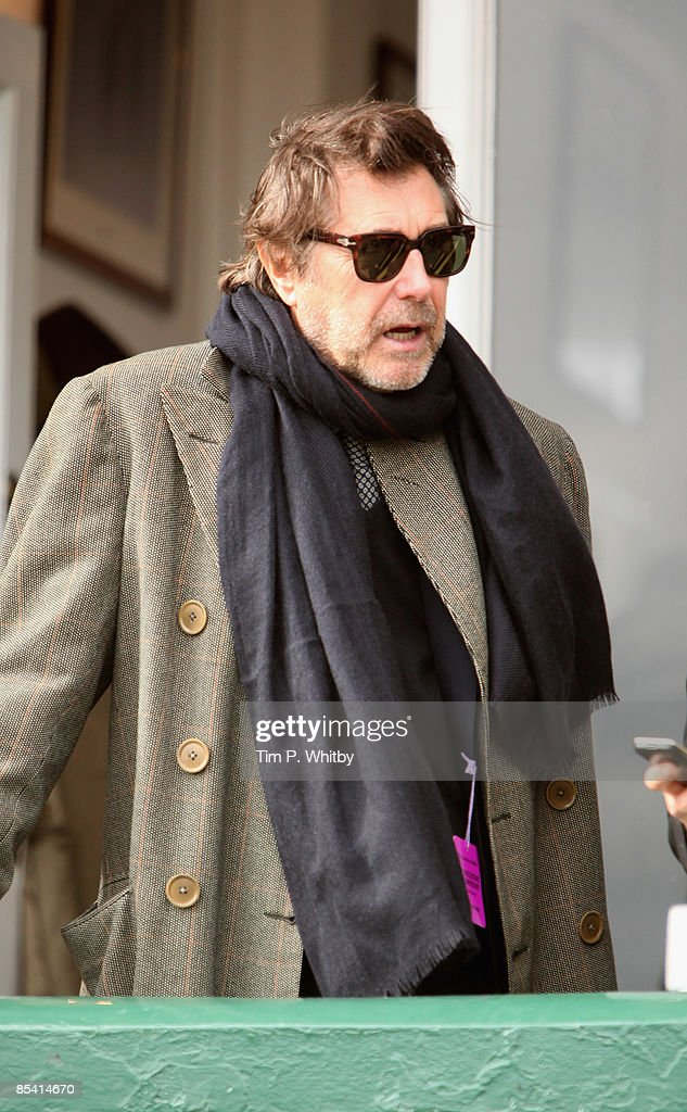 Bryan Ferry at the Cheltenham Festival at the Cheltenham racecourse on March 13, 2009 in Cheltenham, England.