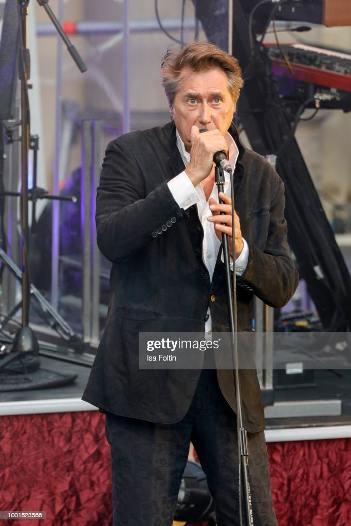 Bryan Ferry Concert - Thurn & Taxis Castle Festival 2018