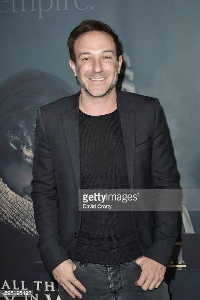 Bryan Fogel attends the Premiere Of Sony Pictures Entertainment's 'All The Money In The World' Arrivals at Samuel Goldwyn Theater on December 18 2017...