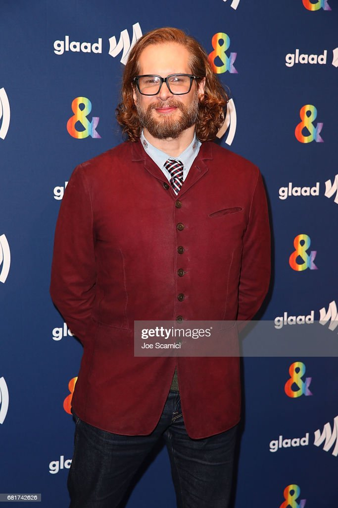 Bryan Fuller arrives at the 'American Gods' advance screening In Partnership with GLAAD at The Paley Center for Media on May 10, 2017 in Beverly Hills, California.
