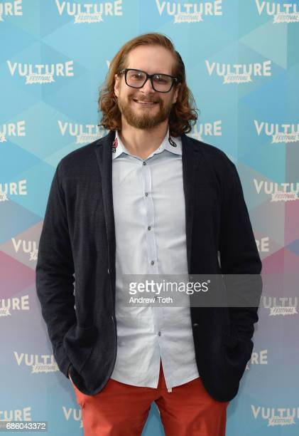 Bryan Fuller attends the Vulture Festival at The Standard High Line on May 20 2017 in New York City