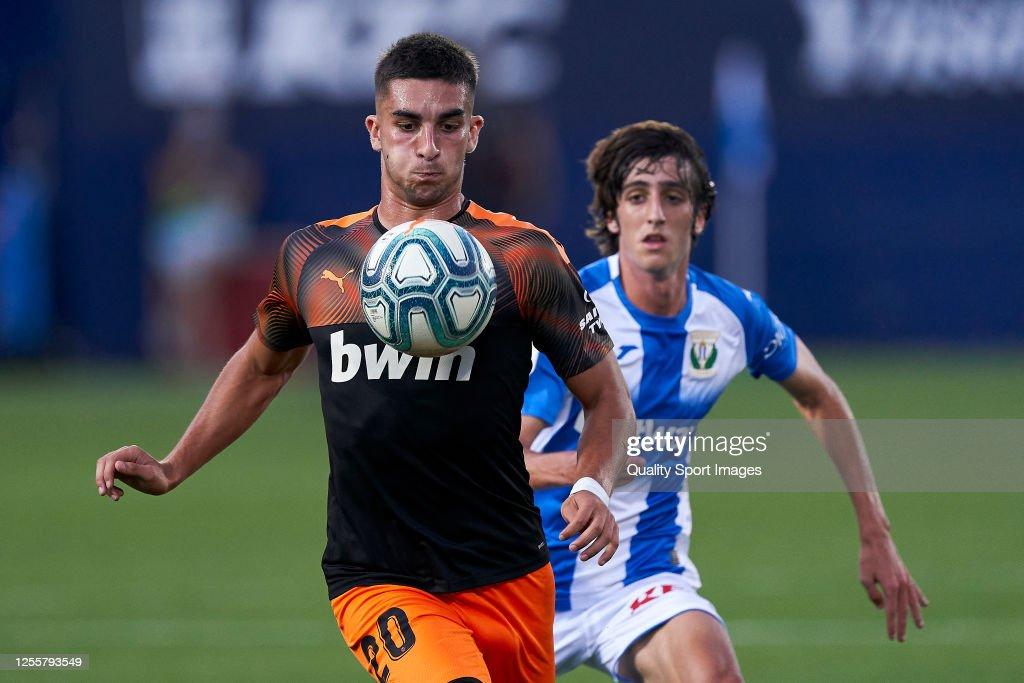 CD Leganes v Valencia CF  - La Liga : News Photo
