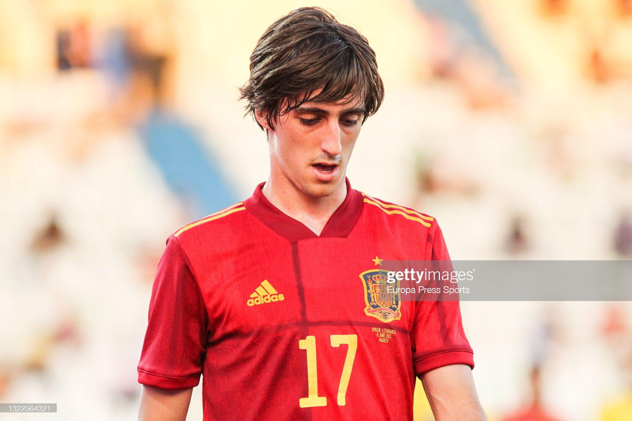Spain U21 V Lithuania - International Friendly Match : ニュース写真