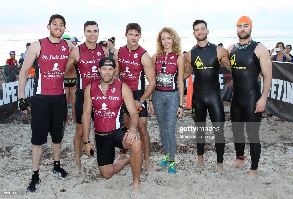 Celebrities Taking Part In The 2017 South Beach Triathlon