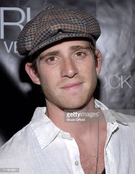 Bryan Greenberg during The Killers in Concert at Hard Rock Hotel and Casino in Las Vegas June 1 2007 Red Carpet at Hard Rock Hotel and Casino in Las...