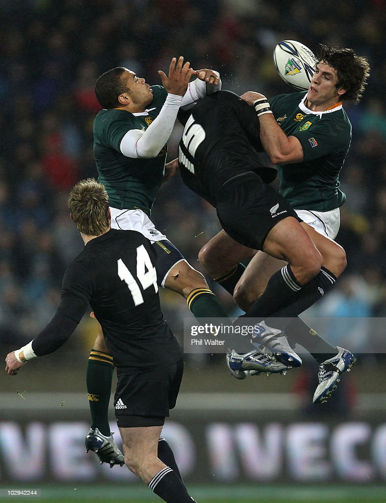 New Zealand All Blacks - 2010/2011