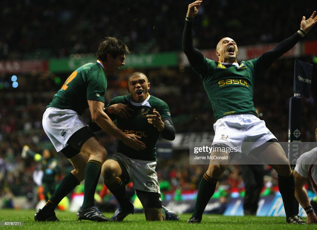 England v South Africa - Investec Challenge : News Photo