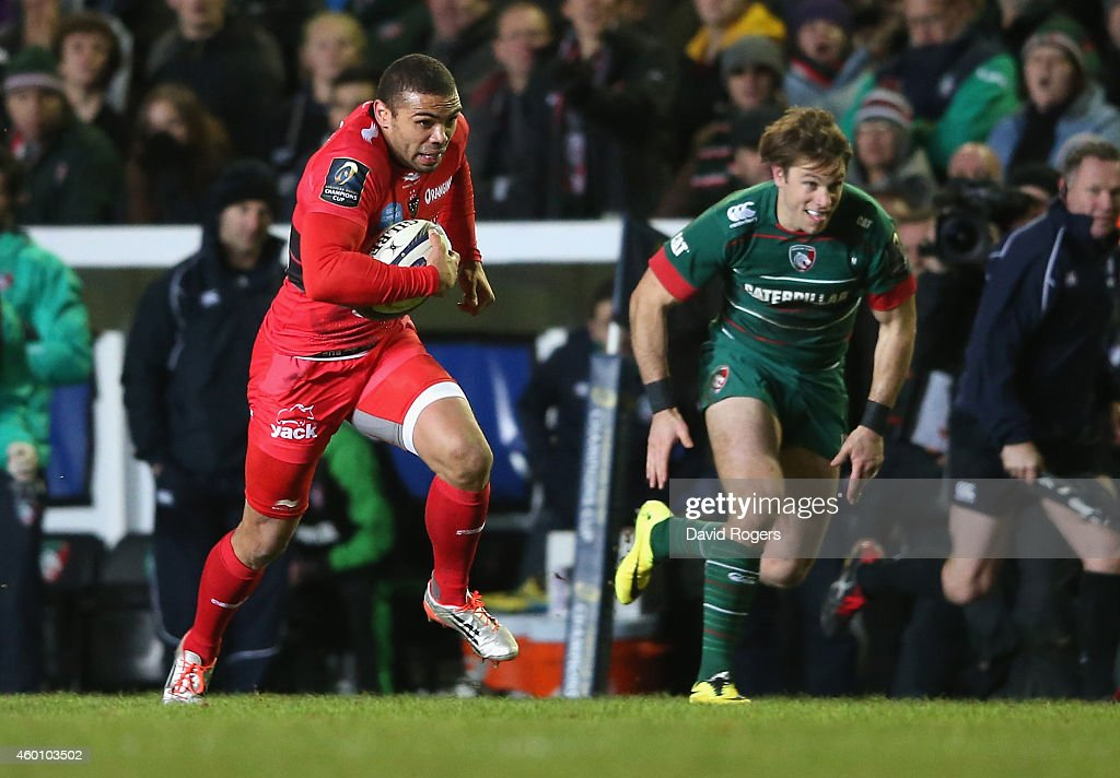 Leicester Tigers v RC Toulon - European Rugby Champions Cup