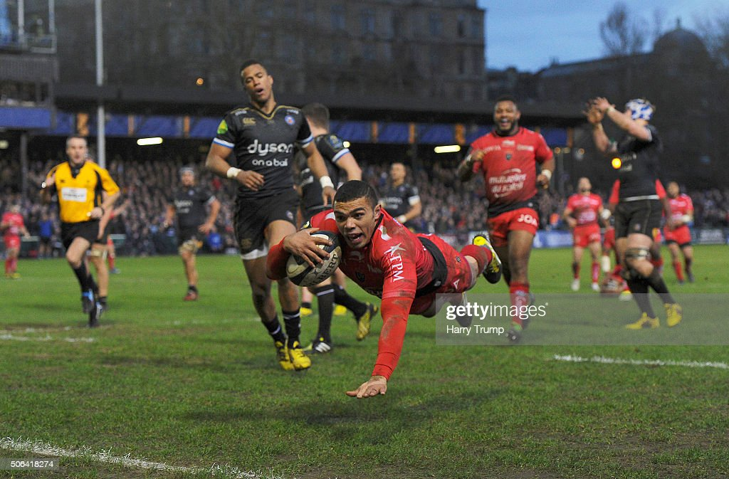 Bath Rugby v RC Toulon - European Rugby Champions Cup