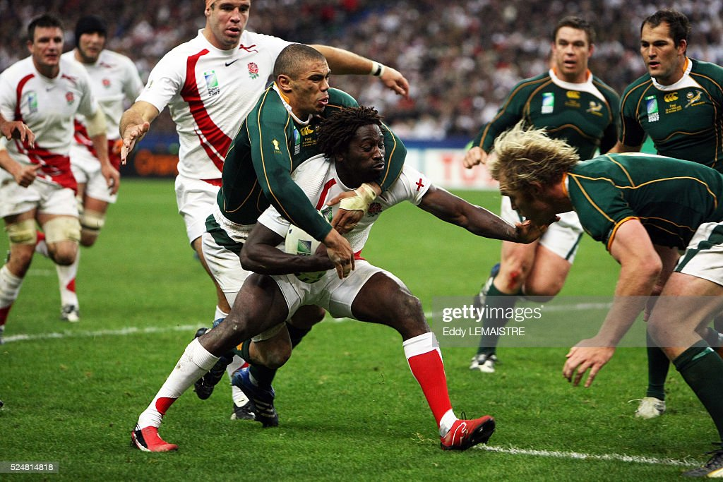 Rugby Union - IRB World Cup Final - England vs. South Africa : News Photo