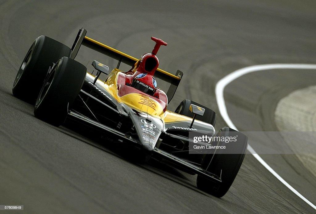 Indy 500 Qualifying : News Photo