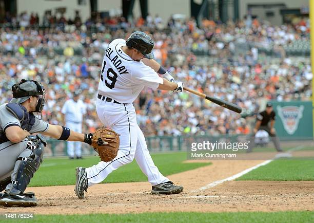 Image result for bryan holaday detroit tigers 2012
