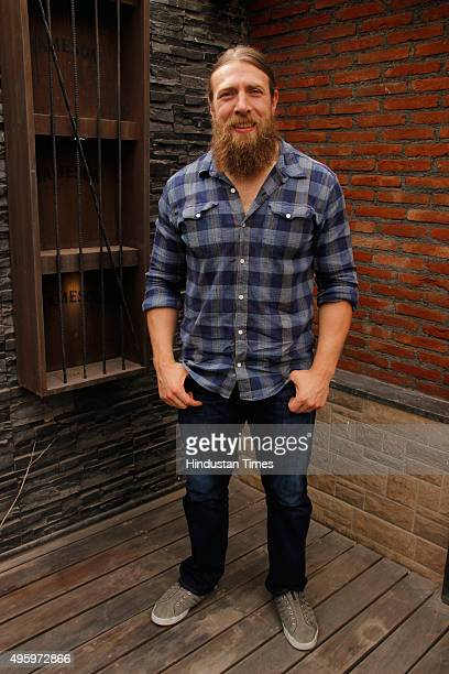 Bryan Lloyd Danielson American professional wrestler better known by his current ring name Daniel Bryan after the press conference of the WWE Live...