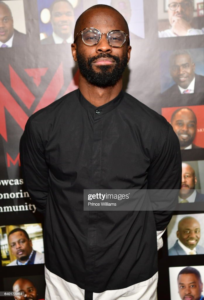 Bryan Michael Cox attends 'The Made Man Awards 2017' at 595 North on January 26, 2017 in Atlanta, Georgia.