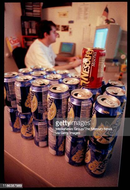Bryan O'Connor works at Yahoo May 24 1996 where he is what they call a technical yahoo Stacks of empty caffeinated beverage cans were a common sight...