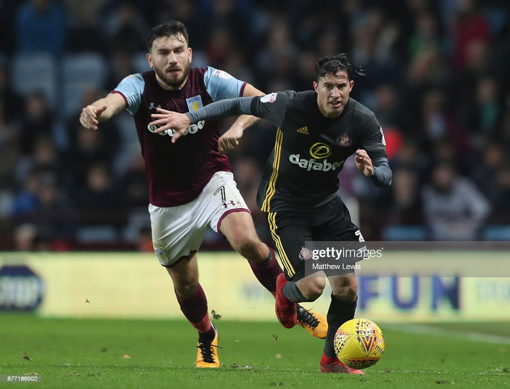 Aston Villa v Sunderland - Sky Bet Championship : News Photo